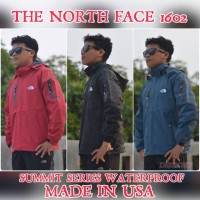 Jaket Outdoor/ Gunung The North Face TNF 1602 waterproof