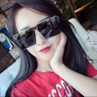 SUPER BEST SELLER kacamata bvlgari big box kc 77 Black
