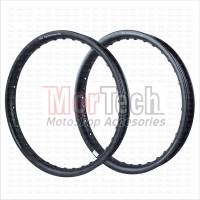 Velg - Pelek Rim - Ring - Jari jari 17-140/160 36H Type U TDR Hitam