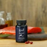 Makanan Vitamin Obat & Suplemen Kesehatan Kyani Sunset isi 90 Softgel