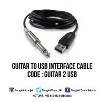 Behringer Audio Interfaces GUITAR 2 USB