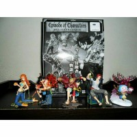 Action Figure One Piece Episode of Characters Vol 1