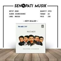 VCD Album Noah Second Chance