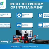 Promo Paket TV Kabel & Internet First Media Januari 2018