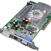 VGA 256 MB AGP 8X