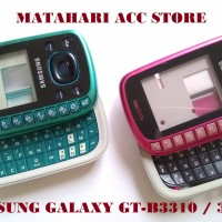 CASING SAMSUNG GALAXY GT-B3310 - B3310 HOUSING FULLSET TULANG