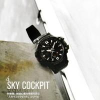 Jual G-Shock GW-A1000-1A (Gshock Aviator Series / Gravity Master) Murah