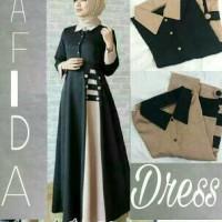 Dress wanita/Gamis/Pakaian wanita/Maxi /Baju Muslimah/Fashion/Hijaber