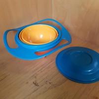 Jual Gyro Bowl Mangkok Tempat Makan Anak Anti Tumpah Murah
