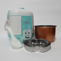 Travel Cooker Maspion MRJ-051 / Mini Travel Cooker / Mini Rice Cooker