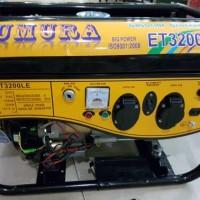 Generator Set Genset Sumura 3200 LE