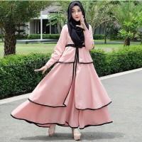 Jual Baju Muslim Wanita/Baju Wanita/Long Dress/ Maxy Dress/ Audy Maxy