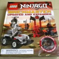 Lego Ninjago, Brickmaster (Updated and Expanded)