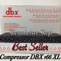 Compressor / Limitter DBX 166 XL