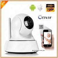 Baby Monitor Camera / Wireless IP Camera IPCAM HD 720p Onvif CCTV