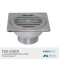 Floor Drain Waterplus FDS 014CR (Kuningan)