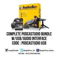 Behringer Recording Packages PODCASTUDIO USB (Set)
