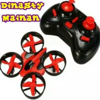 Jual RC Quadcopter Red NH010 Mini Nano Drone UFO Terlaris Murah