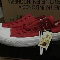 Sepatu Converse Original CT2 Warna Merah