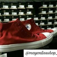 Sepatu Converse Original CT2 High Warna Merah