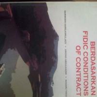 Strategi klaim konstruksi berdasarkan fidic conditions of contract