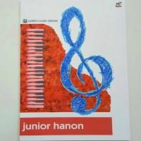 Buku piano Junior Hanon