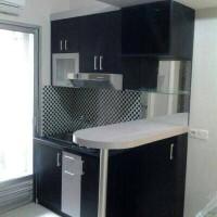 Jasa design interior Dan kitchen set apartemen kalibata city
