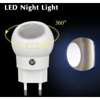Jual Lampu Tidur LED Sensor Cahaya Rotasi 360 Derajat Murah
