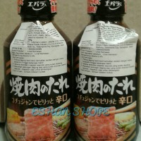 Ebara yakiniku no tare karakuchi ( pedas) 300 Gr