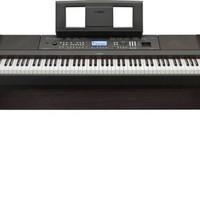 keyboard digital piano portable YAMAHA DGX-650/DGX650/DGX 650