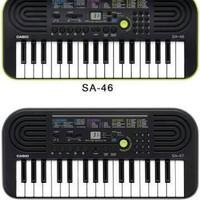 keyboard mini CASIO SA-46/ 47