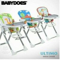 High Chair Baby Does Ultimo