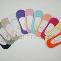 Jual invisible sock - hidden sock - kaos kaki wanita Murah