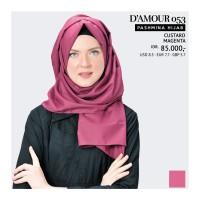 Pashmina Hijab Khimar Scarf Kerudung Jilbab Instan Cantik Murah 053m