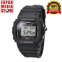 CASIO G-SHOCK GW-5000-1JF Tough Solar Radio Watch Multiband 6 JAPAN GW