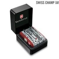 VICTORINOX SWISS CHAMP XAVT - 1.6795.XAVT - SWISS ARMY KNIFE