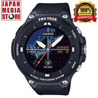 CASIO PRO TREK WSD-F20-BK Smart Outdoor Watch Android Wear Smartwatch