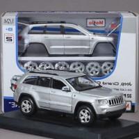 Maisto 1:24 Jeep Grand Cherokee Laredo Assembly DIY Car Diecast MODEL