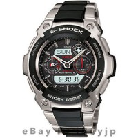 Casio G-Shock MTG-1500-1AJF MT-G Tough Solar Atomic Multiband 6 Watch