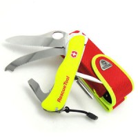 0.8623.MWN Victorinox Swiss Army Knife 111 mm Blade Pocket Rescue Tool