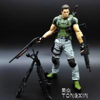 NECA Resident Evil 5 Chris Redfield