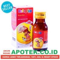 Hufagripp Hufagrip Sirup Tmp 60 ml - Ibuprofen - Obat Demam, Nyeri