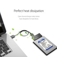 Kabel SATA III to USB 3.0 for 2.5 Inch HDD SSD with OTG Function