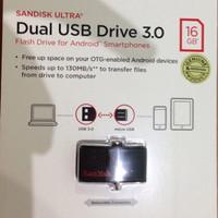Flashdisk - Sandisk - OTG 16GB USB3.0