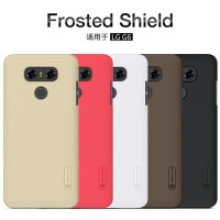 LG G6 NILLKIN Frosted Shield Back Hard Case