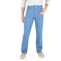 Harga celana jeans ukuran besar denim panjang big size jumbo jins biru | Hargalu.com