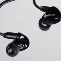 Shure SE315 In Ear Earphone HIFI Headset Noise Canceling Headphone