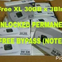 Jual Mifi Huawei 4G LTE E5577 XL Go 90GB (30GB x 3Bln) Murah