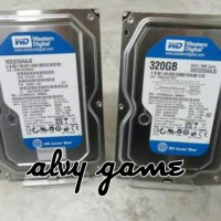 Hardisk internal PC 3,5 320gb wd blue