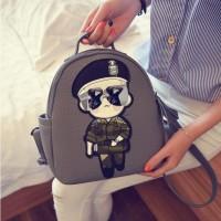 Tas Import 190-T88 Backpack Remaja Gambar Boy